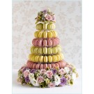 10 Tier Macaron Display Tower for french macarons