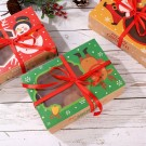 Christmas Gift Box with Red Ribbon ($2.80pc x 12 units)